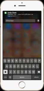 Antwoorden vanuit notificatie iPhone_2