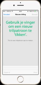 Nieuw trilpatroon iPhone_2