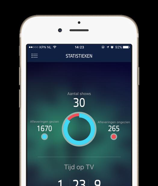 iTV Shows app social